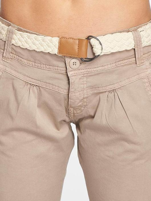 Fresh Made Pantalón cortos Capri beis