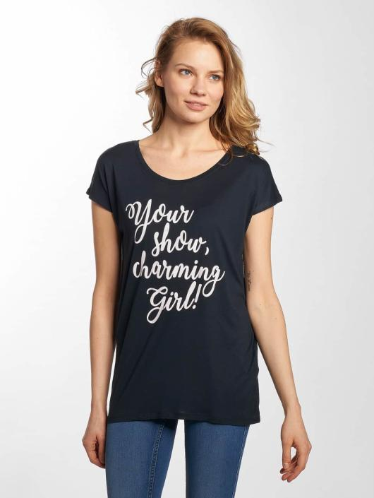 Fresh Made T-Shirt Your Show blue
