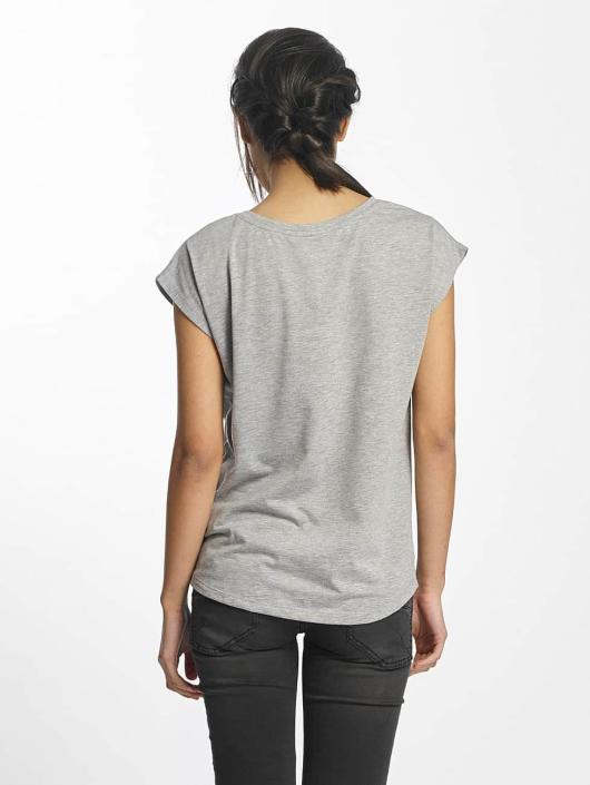 Fresh Made T-Shirt Made Love gris