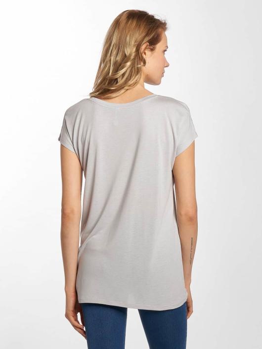 Fresh Made T-skjorter Enjoy Love grå