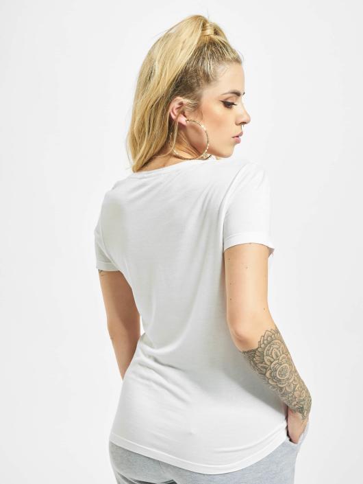 Fresh Made T-skjorter Supergirl hvit