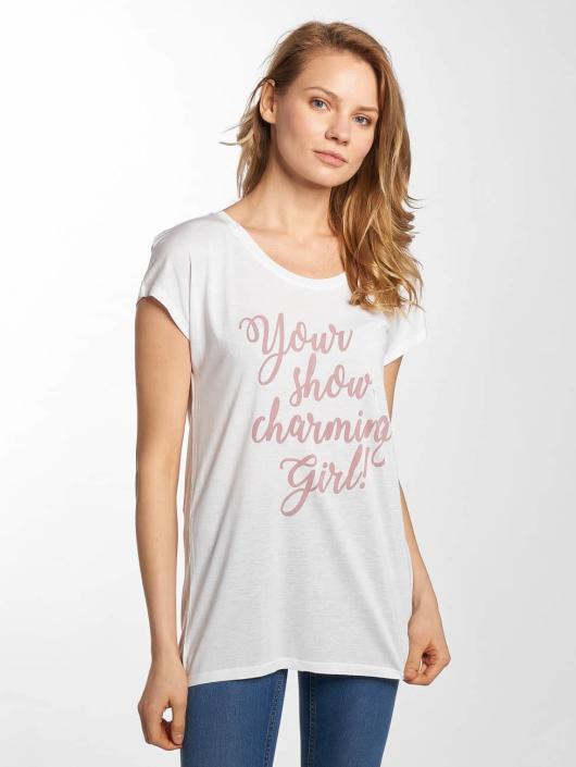 Fresh Made T-skjorter Your Show hvit