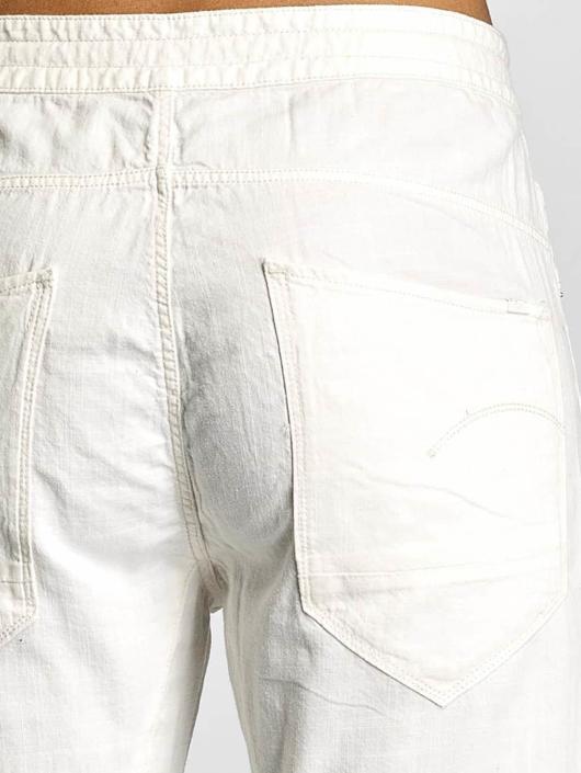 G-Star Boyfriend jeans Arc BTN OS 3D Low hvit