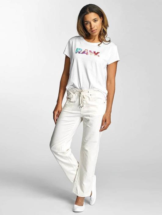 G-Star Boyfriend Jeans Arc BTN OS 3D Low white