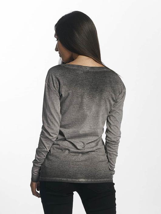 G-Star Camiseta de manga larga Hika gris