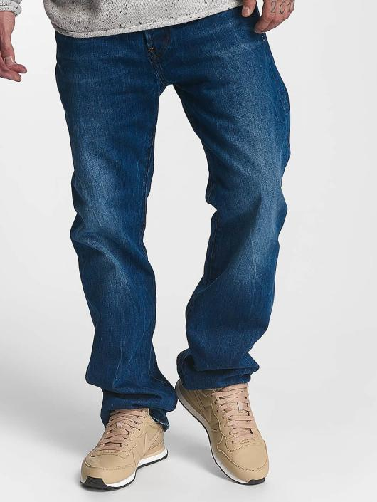 G-Star Loose Fit Jeans 3301 Loose Fit blau