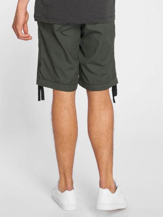 G-Star Shorts Rovic-B DC Premium Twill Loose 1/2 grå