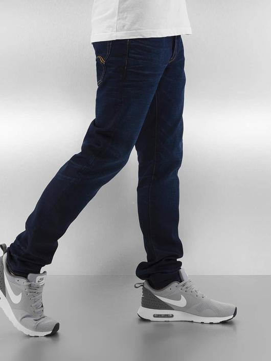 G-Star Skinny jeans 3301 blauw
