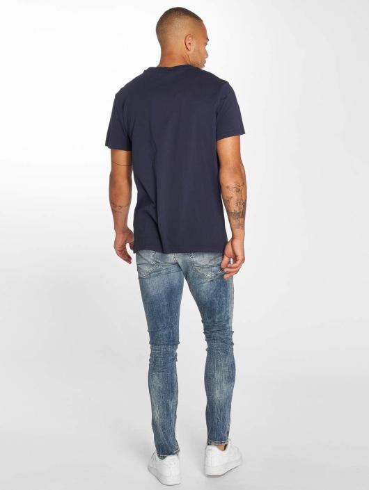 G-Star Slim Fit Jeans 3301 Elto modrá