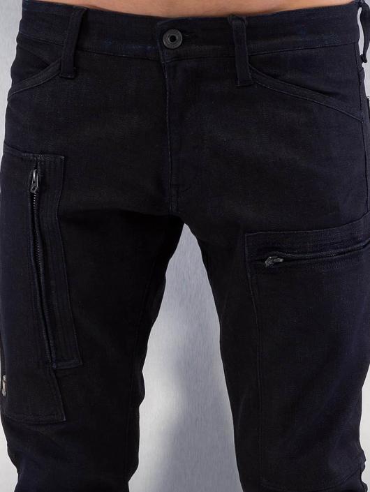 G-Star Slim Fit Jeans Powel Super Slim Visor schwarz