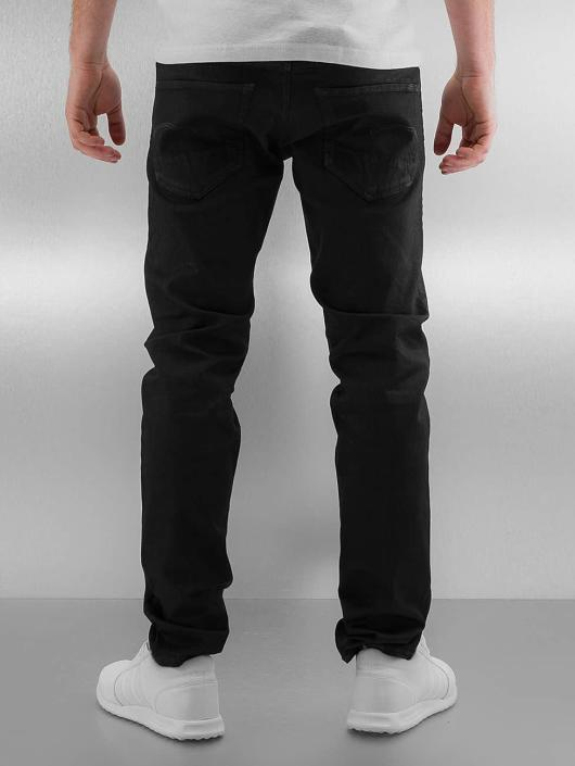 G-Star Straight Fit Jeans 3301 Slim Turner schwarz