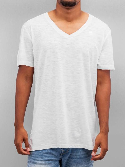 G-Star T-Shirt Base Doppelpack blanc