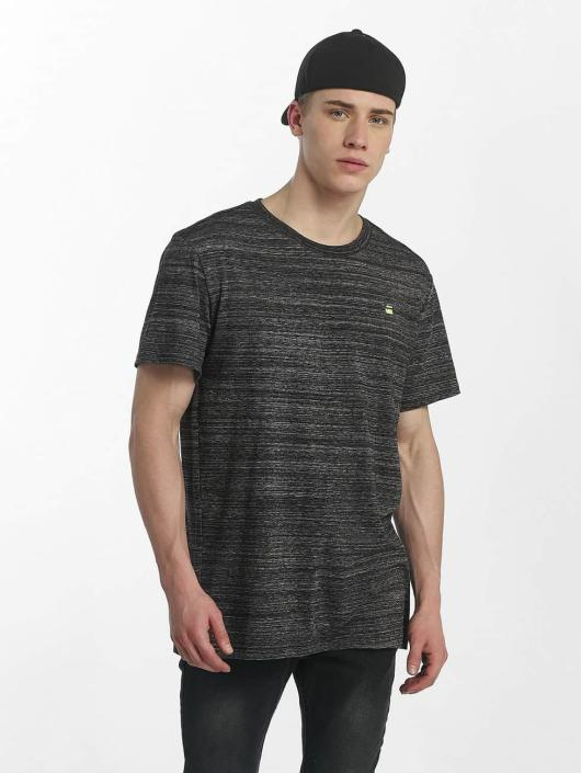 G-Star T-Shirt New Classic Regular Tudi Jersey noir