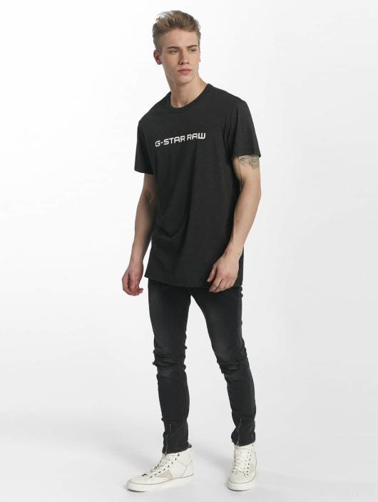 G-Star T-Shirt Loaq NY Jersey noir