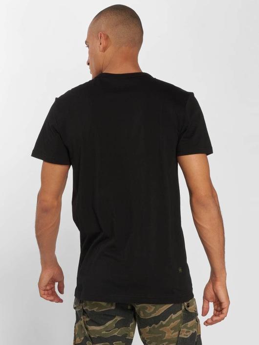 G-Star T-Shirt Tahire noir