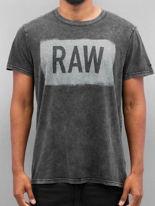 G-Star T-Shirt Woof schwarz