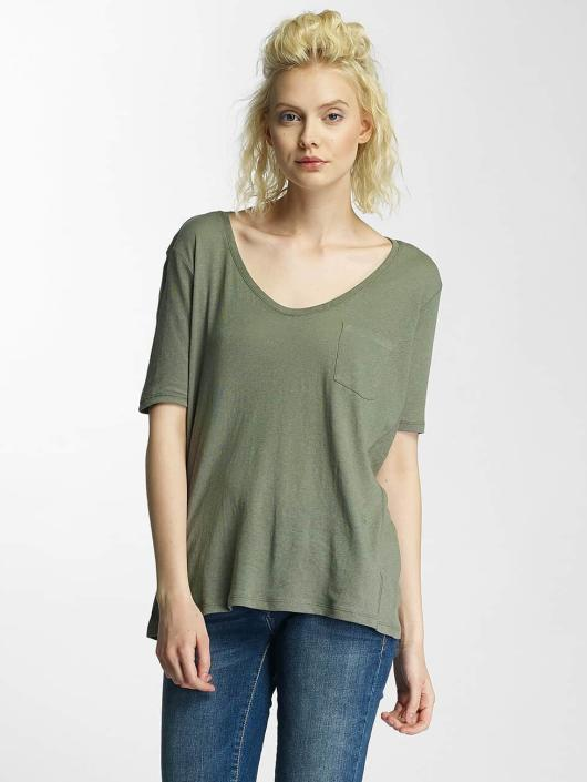330784 Straight Cereme Adisyon Femme Vert T G Deep shirt star uTwOkPXilZ