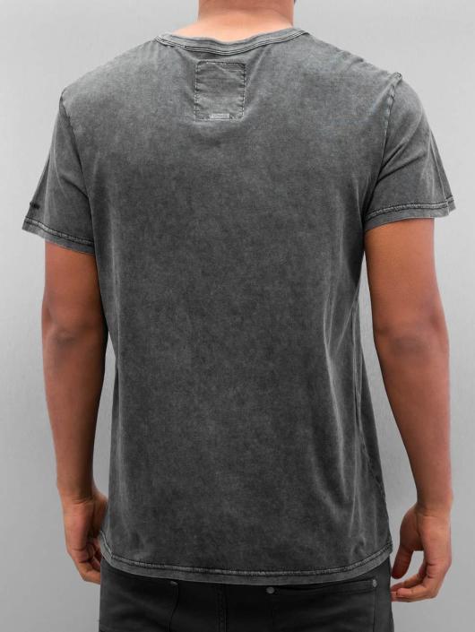 G-Star t-shirt Woof zwart