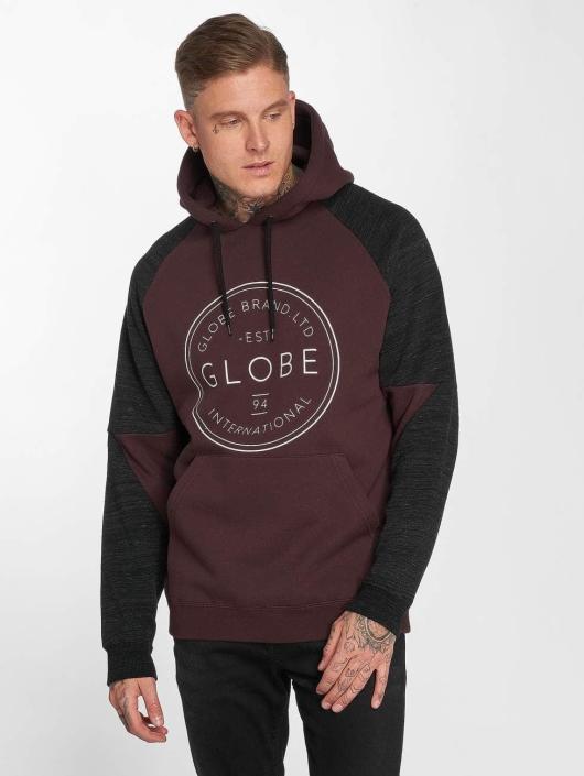 Globe Hoody Winson rood