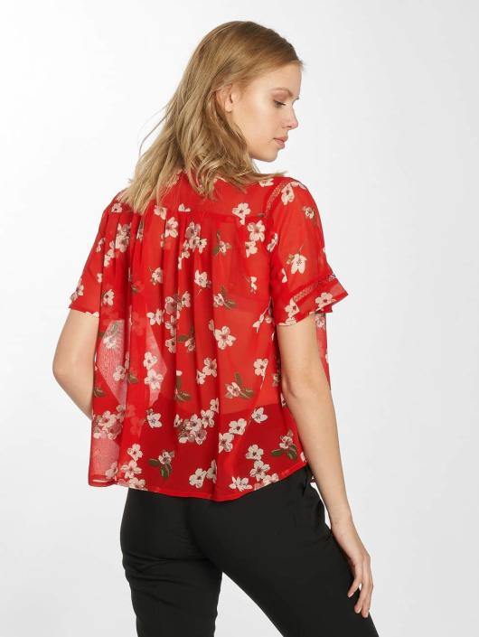 Grace & Mila Blouse/Tunic Panacotta red