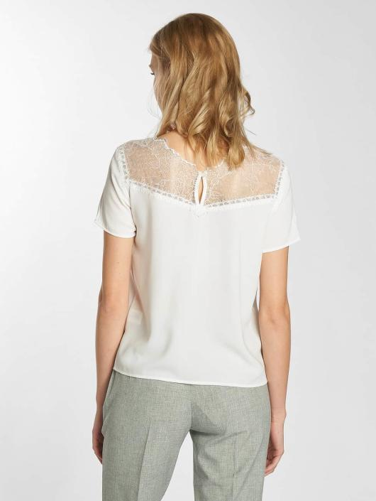 Grace & Mila Camiseta Peluche blanco