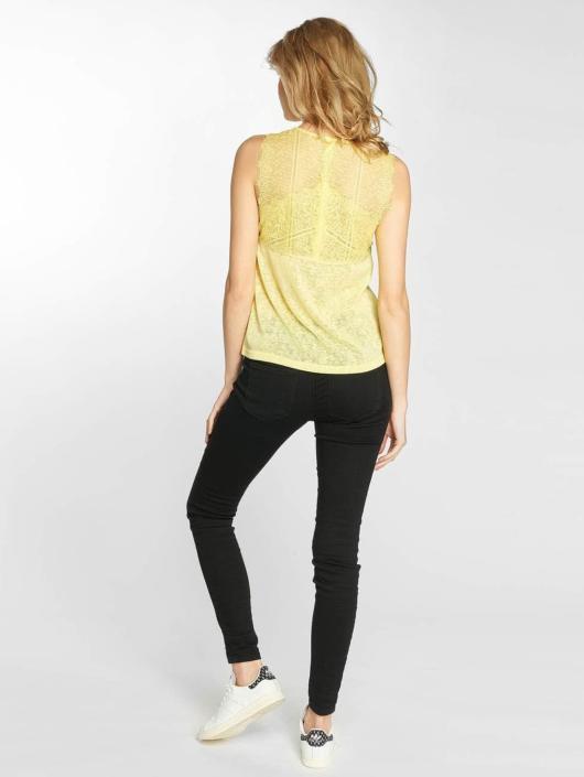 Grace & Mila Hihattomat paidat Pepin keltainen
