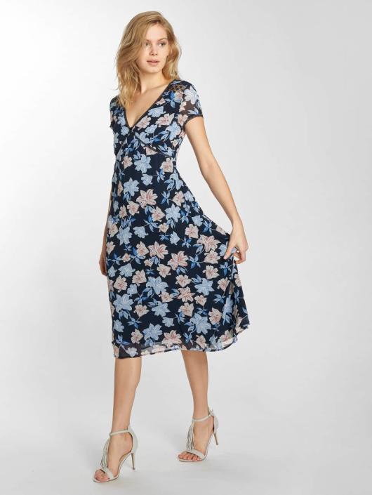 782f78fad1c431 Grace   Mila   jurk Particulier in blauw 484835