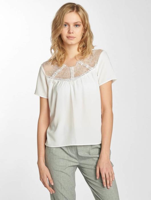 Grace & Mila T-Shirt Peluche blanc