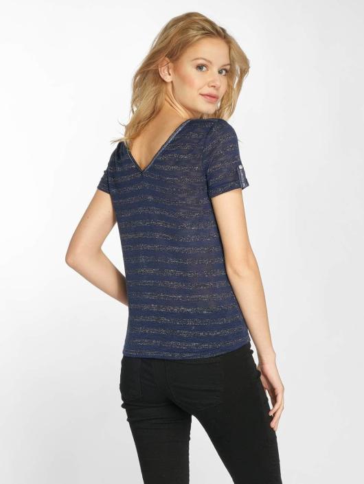 Paradis Femme T Bleu Graceamp; shirt Mila 484803 ZOPukXiT