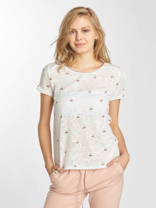 Grace & Mila T-Shirt Paprika weiß