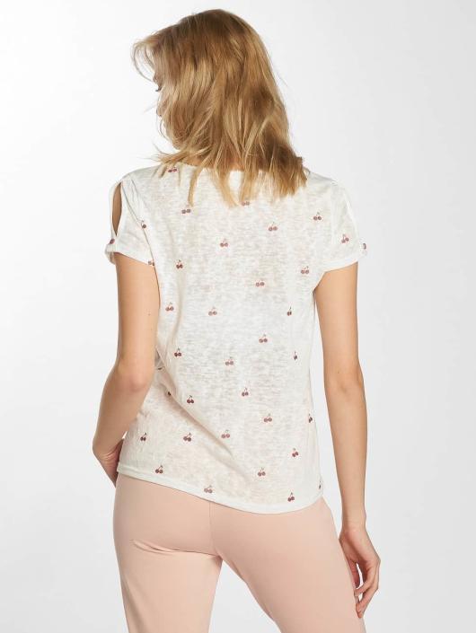 Grace & Mila T-skjorter Paprika hvit