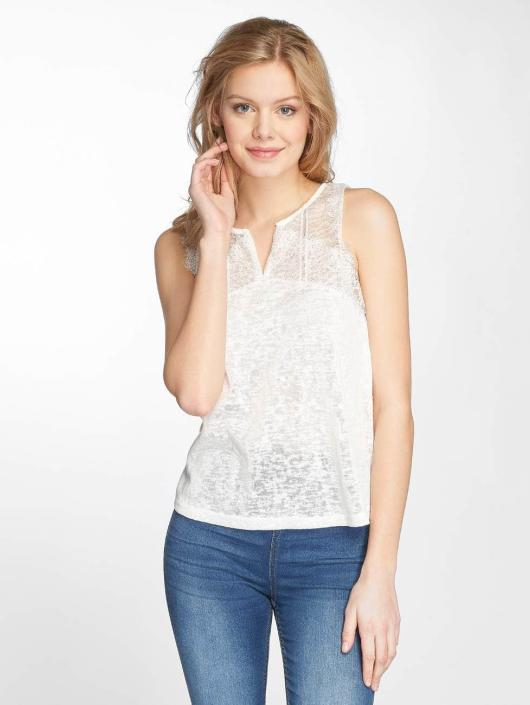 Grace & Mila Top Pepin blanco