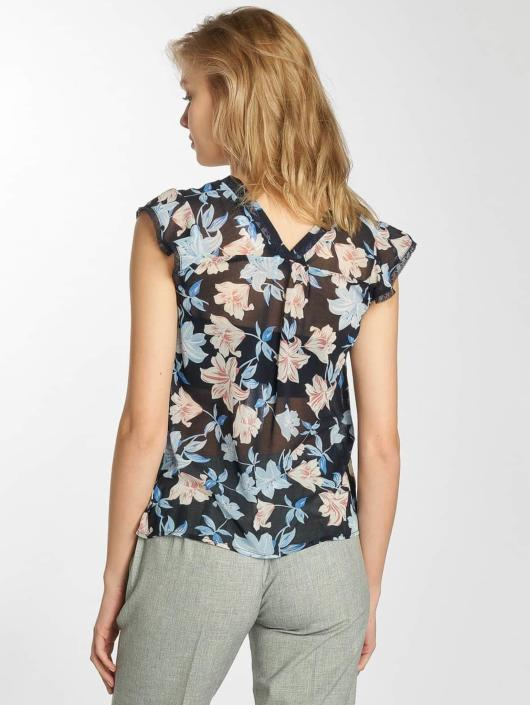 Grace & Mila Top Paon blau