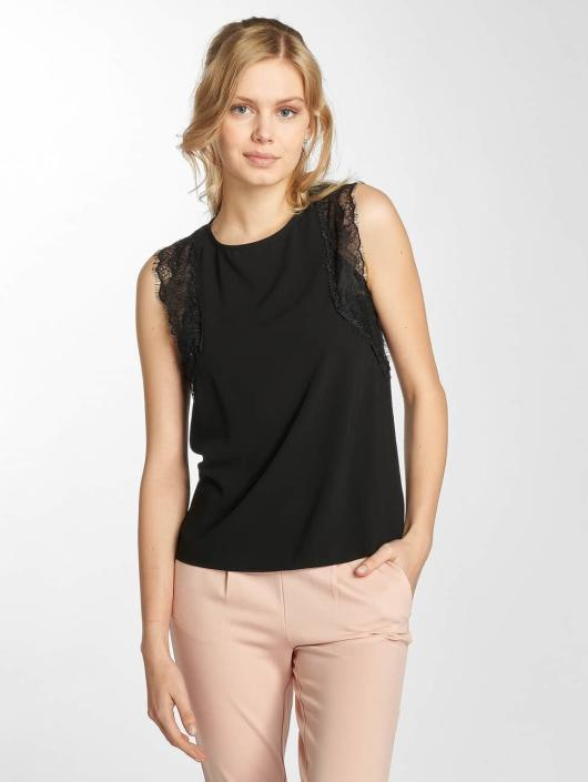Grace & Mila Top Penaltie negro