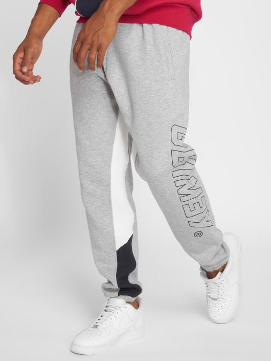 Grimey Wear Joggingbyxor Hazy Sun grå
