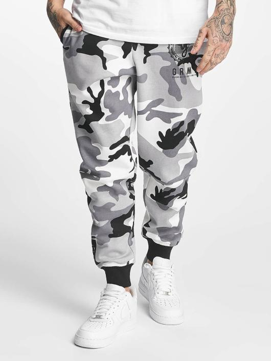 Grimey Wear Jogginghose Core camouflage