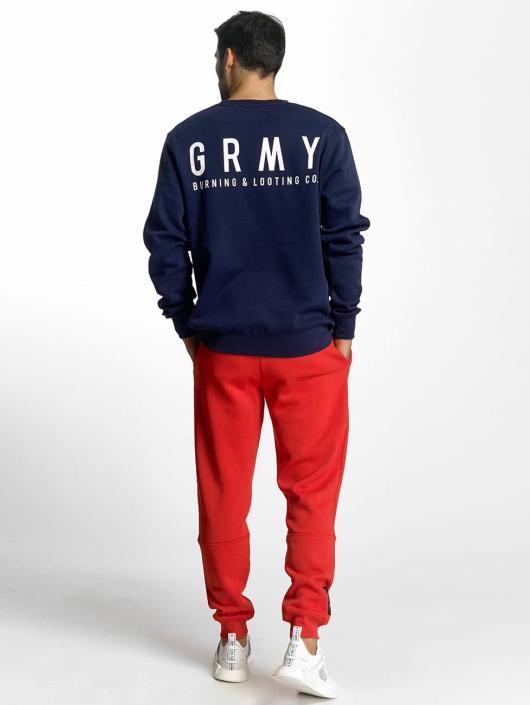 Grimey Wear Jogginghose Core rot