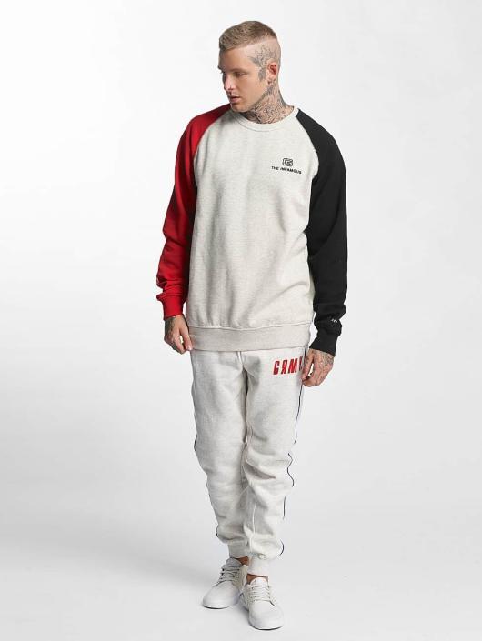 Grimey Wear Pullover G-Skills grau