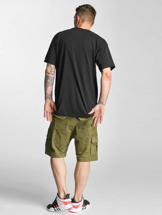 Grimey Wear Short Cargo green