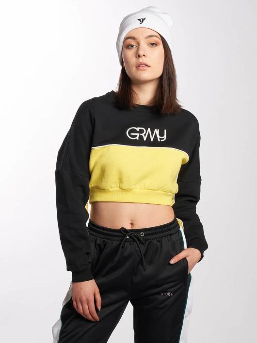Grimey Wear Sweat & Pull Mangusta V8 noir