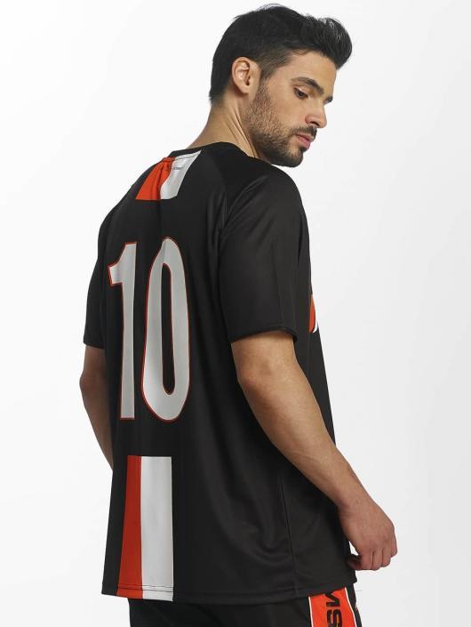 Grimey Wear T-paidat X 187 Vandal Sport Soccer musta