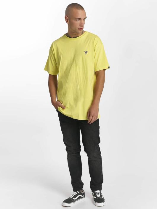 Grimey Wear T-Shirt Heritage jaune