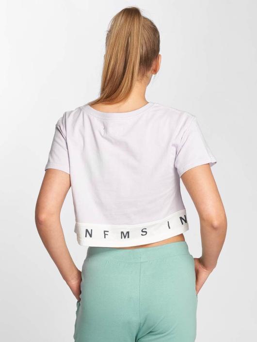 Grimey Wear T-Shirt Ashe pourpre
