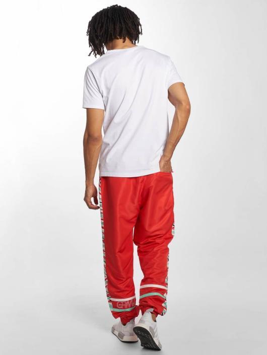 Grimey Wear Verryttelyhousut Mangusta V8 punainen