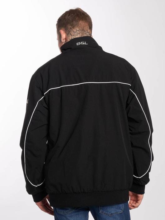 Grimey Wear Veste mi-saison légère Counterblow noir