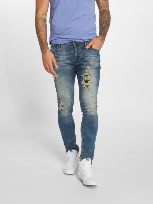GRJ Denim Slim Fit -farkut Denim Fashion sininen