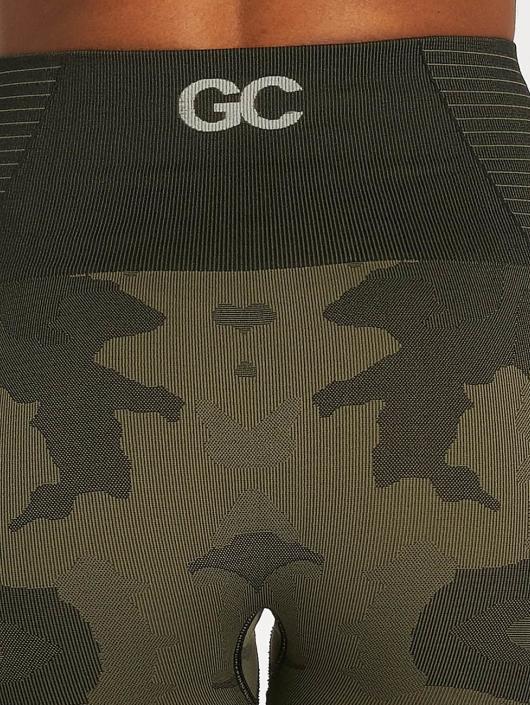 GymCodes Legíny/Tregíny Flex High-Waist maskáèová