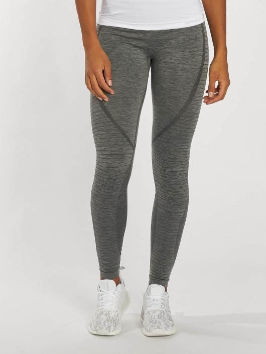 GymCodes Leggings/Treggings Flex High-Waist grå
