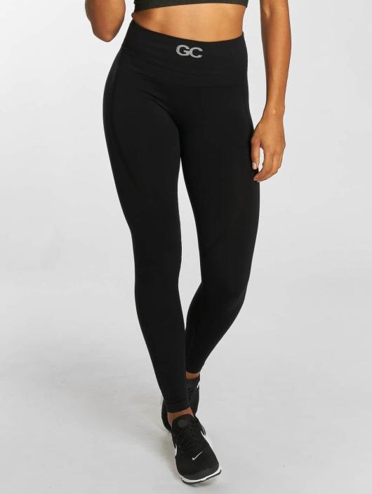 GymCodes Leggings/Treggings Flex High-Waist svart
