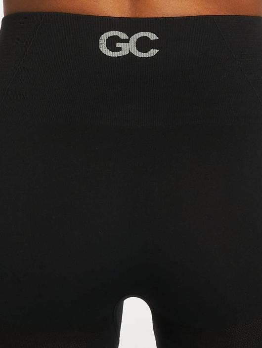 GymCodes Leggingsit/Treggingsit Flex High-Waist musta